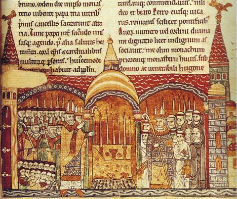 Ugo di Cluny e Urbano II